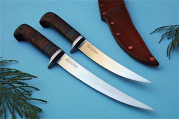 5 inch and 6 inch Punta Chivato with multi pc Desert Ironwood